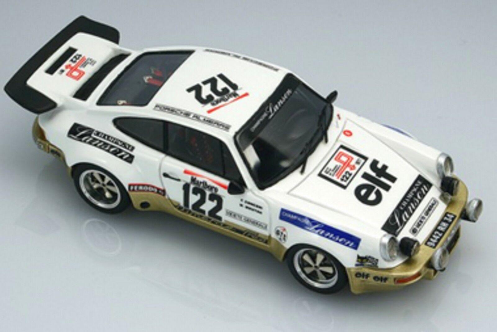 <kit Porsche Carrera RS #122 Tour de France 1977 Arena Models kit 1/43 | Des Styles Différents