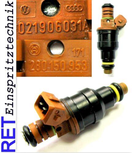 Buse d/'injection Bosch 0280150953 vw corrado 2,9 021906031a général dépassée