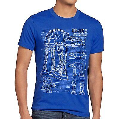At-At Heulender Am Death Star Wars Parodie Scherz Lustiges T-Shirt Atat Imperium