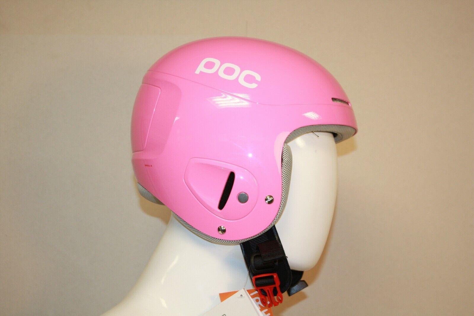 POC Skull X - Actinium Pink - M