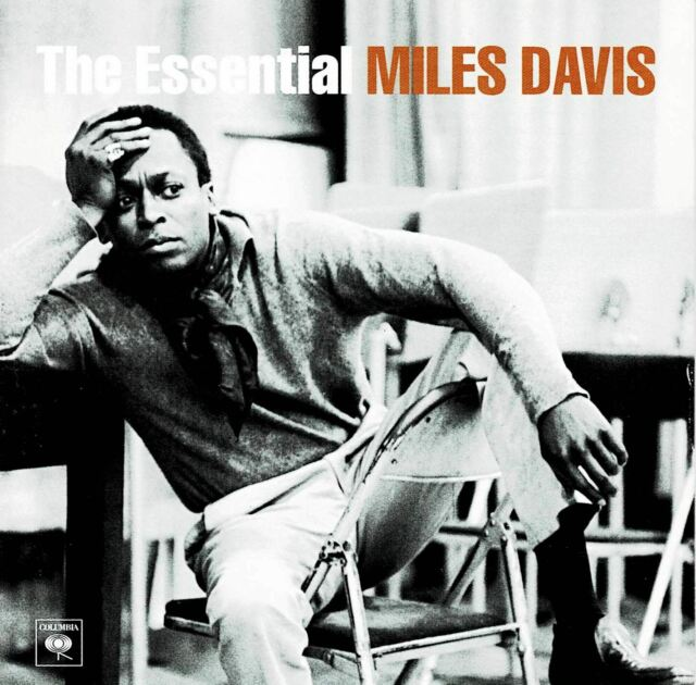 "(2-CD) MILES DAVIS ""The Essential"" (2001)"