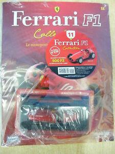 FERRARI-F1-COLLECTION-11-500F2-1952-ASCARI-MODELLINO-1-43-FABBRI-EDITORI