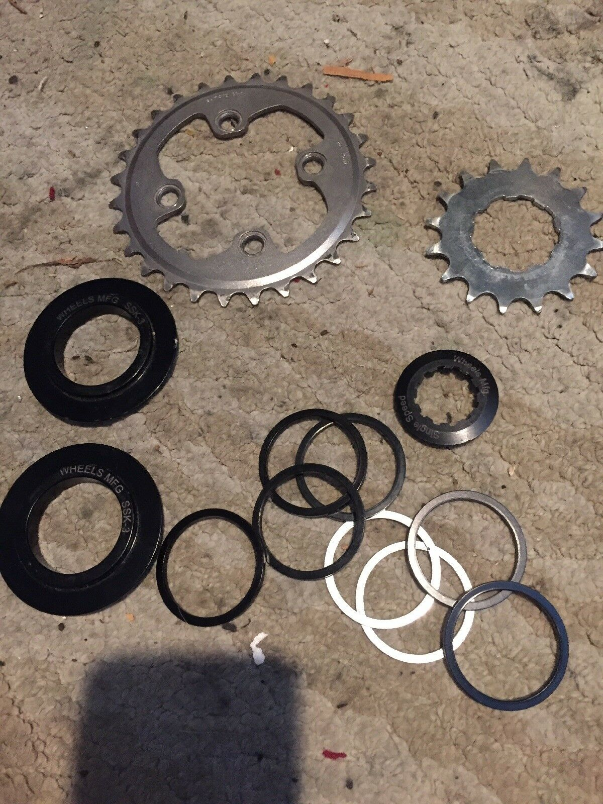 Wheels Manufacturing Single Speed  Conversion Kit  here has the latest