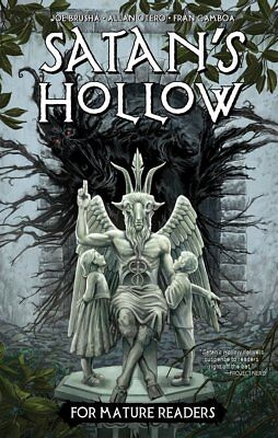 Satan/'s Hollow #2 Cover D Zenescope Comic GFT NM Qualano