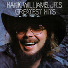 Greatest Hits [Curb] by Hank Williams, Jr. (CD, Sep-1993, Curb)