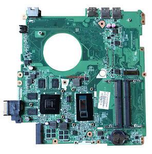 For-HP-ENVY17-K-laptop-Motherboard-782621-501-Intel-W-I7-5500U-CPU-DAY31AMB6C0