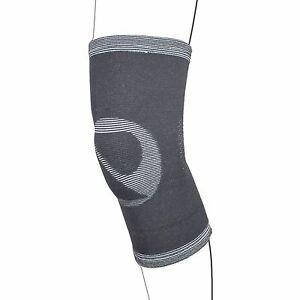 Elastic Patella Pull Up Knee Support Brace Bandage Sleeve Gym