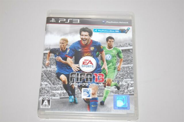 FIFA Soccer 13 Japan Sony Playstation 3 PS3 game
