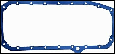 SBC Chevy Fel-Pro Oil Pan Gasket Thick Seal 267 305 350 2pc RMS # FP-1881