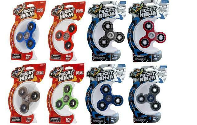 223 x Fidget Ninja spinner high speed long spin bearing. CE marked.