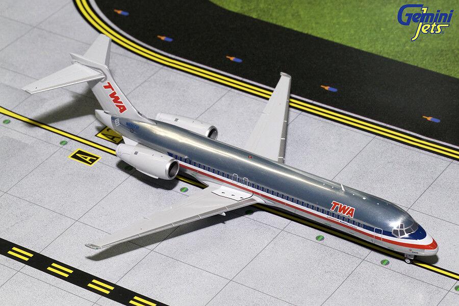 Envío 100% gratuito Gemini Jets TWA-American fusión Boeing B717-200 B717-200 B717-200 1 200 Modelo G2TWA367 En Stock  Compra calidad 100% autentica