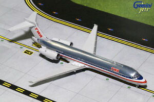 GEMINI-JETS-TWA-AMERICAN-MERGER-BOEING-B717-200-1-200-MODEL-G2TWA367-IN-STOCK