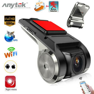 Anytek-X28-1080P-FHD-Registratore-videocamera-per-auto-WiFi-GPS-ADAS-Dash-Cam-TF