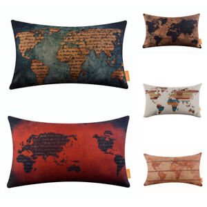 Rusted Industrial Decor Pick Car Sofa Cushion Cover Motorcycle Pillow Case 18 Cushions