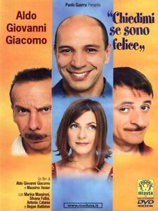 CHIEDIMI-SE-SONO-FELICE-DVD-MINT-COND