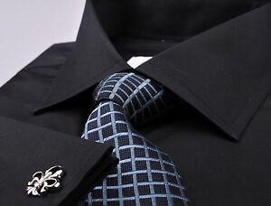 Barba Napoli Men/'s Multi-Color Long Sleeve Dress Shirt US 15 15.5 15.75 16 16.5
