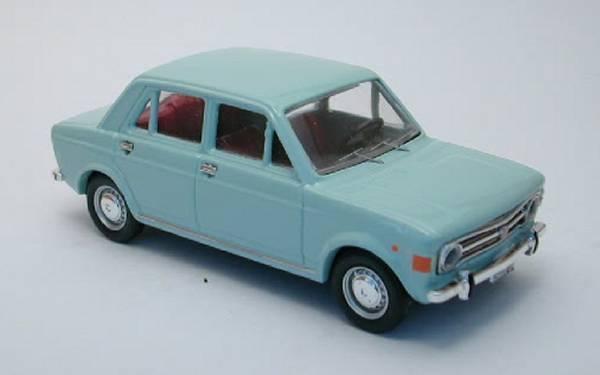 Fiat 128 4 Porte 1969 Azzurro Garda 1 43 Model RIO4135 RIO