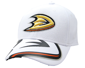 2af732cc346dc Anaheim Ducks Reebok M591Z NHL Center Ice Take Down Hockey Cap Hat L ...