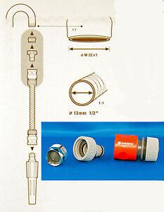 Gardena Indoor robinet adaptateur robinet adaptateur tuyau embrayage hahnstück  </span>