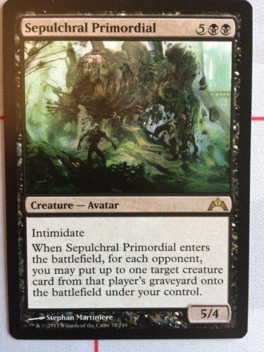 MTG 1x Sepulchral Primordial Gatecrash Modern Magic Gathering Card x1 NM