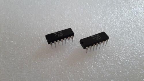 TDB0124DP Qty5 Low Power Quad Op Amp LM124 uA124 LM224 uA324 LM2902 LM324