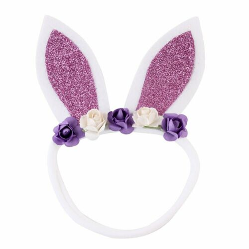 Kids Baby Bunny Ear Headband Hair Band Accessories Headwear Head Wrap Lovely