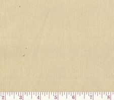 Braemore Beige Solid Cotton Duck Home Decor Fabric Canvas Bamboo BTY