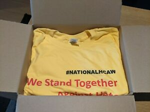 National Hate Crime Awareness Week Campaign Pack - We Stand Together 2020