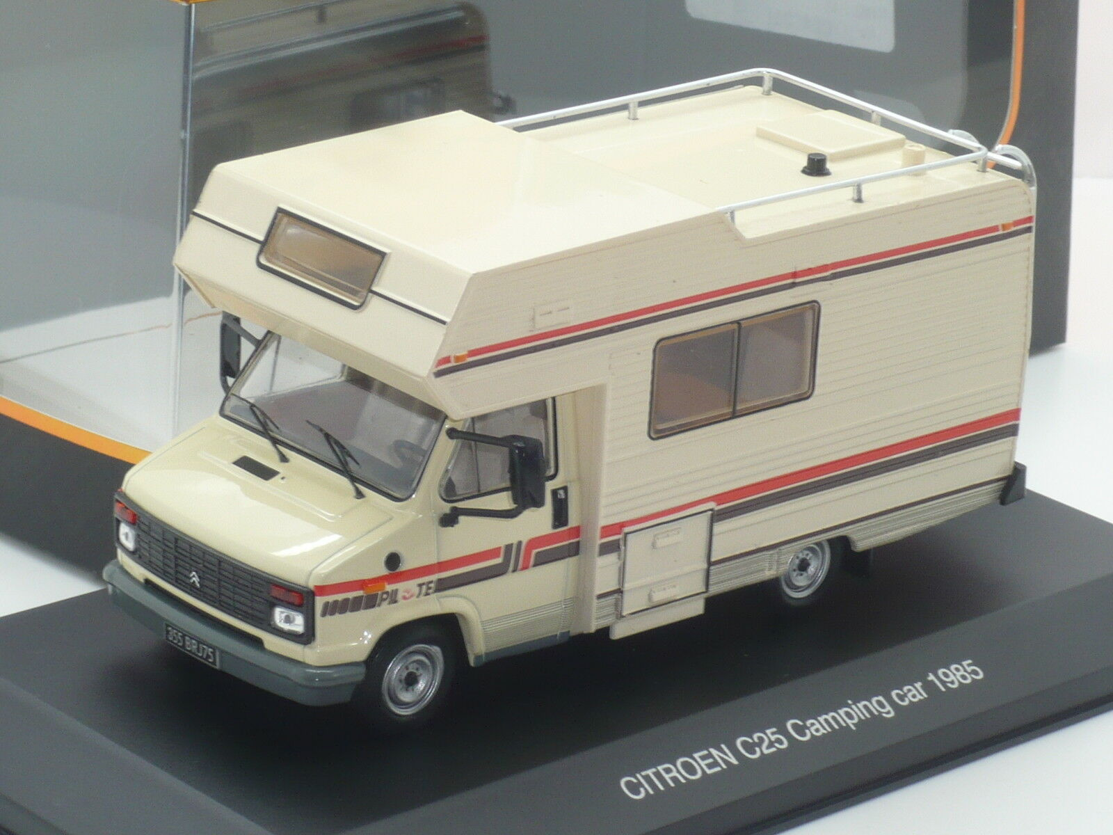 Nuevo 1 43 IXO Citroen C25 Camper Van N Talbot Express Diesel AutoCocheavana Camión 1986