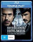 Sherlock Holmes - A Game Of Shadows (Blu-ray, 2012, 2-Disc Set)
