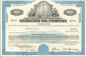 STANDARD-OIL-COMPANY-gt-well-stock-certificate-1-000-bond-certificate-share