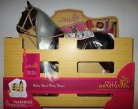 Our Generation Boho Hair Play Horse For 18 American Girl Doll