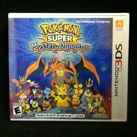 Pokemon Super Mystery Dungeon (nintendo 3ds, 2015) Brand