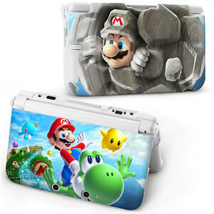 MARIO-amp-YOSHI-Hard-Case-Cover-For-OLD-STYLE-NINTENDO-3DS-XL
