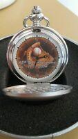 Limited Ed. 2004 National Baseball Hall Of Fame Commemorative Pocket Watch