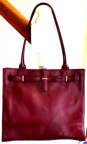 Fourre Voyage Preston Bundary De Sac York tout Cuir Vintage Shopping Femmes xYqwv7dvf