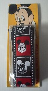 VNTG HTF MICKEY MOUSE NEGATIVE RED/BLACK CAMERA WALT DISNEY NEW IN PACKAGE
