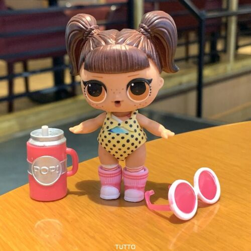Real LOL Surprise LiL Unicorm LUXE QUEEN BEE SERIES 2 3 4 Color change Doll Toy