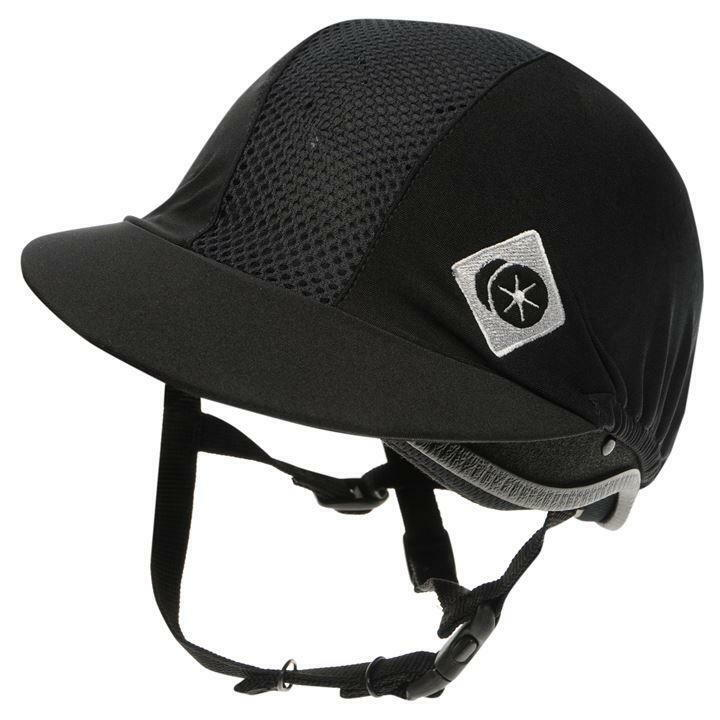 CHARLES OWEN YOUNG RIDERS SKULL- BRAND NEW- SIZES 54-60.