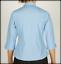 Le Ragazze Camicia Aderente Senza Ferro con 3//4 manica uniforme scolastica SCONTO Multibuy *