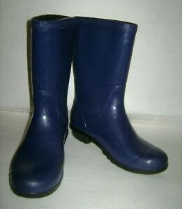 UGG GIRLS TALL RAIN BOOTS SHOES