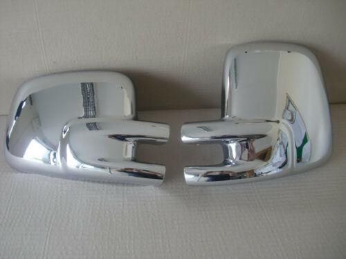 Transporter Camper Van RHD 1990-2003 VW T4 Chrome Effet Miroir Couvre paire