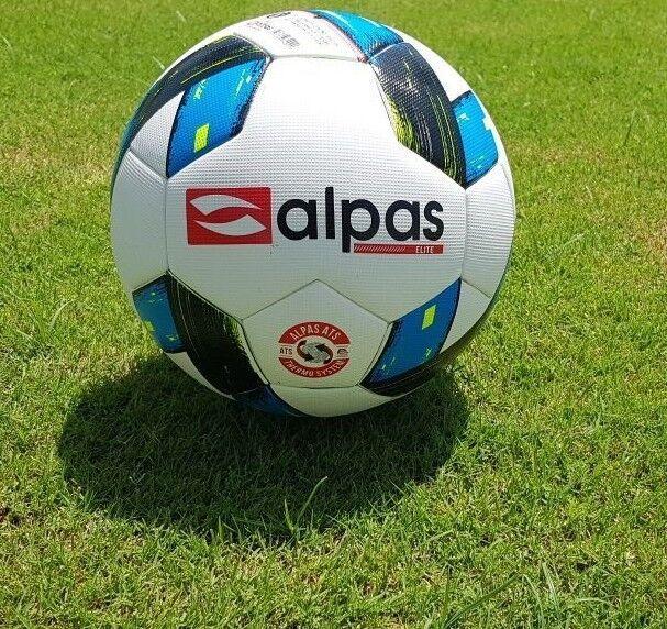 5 x ALPAS ELITE WETTSPIELBALL GRÖßE 5 FUSSBALL TRAININGSBALL SENIOREN JUGEND  | Neue Produkte im Jahr 2019