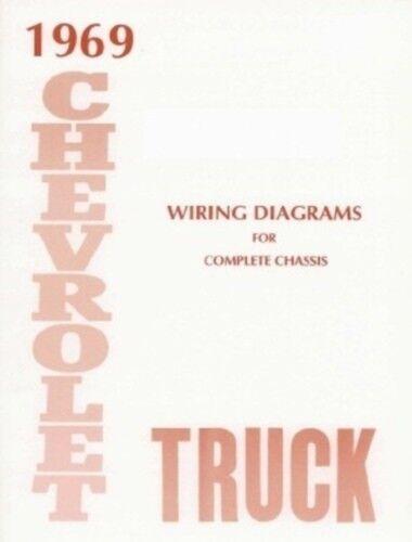 vehicle parts & accessories chevrolet 1969 truck wiring diagram 69 chevy  pick up wacker-dentaltechnik  wacker dentaltechnik