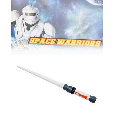 Spada laser per bambini con luci e suoni  -  Space Sword Guerrieri Spaziali