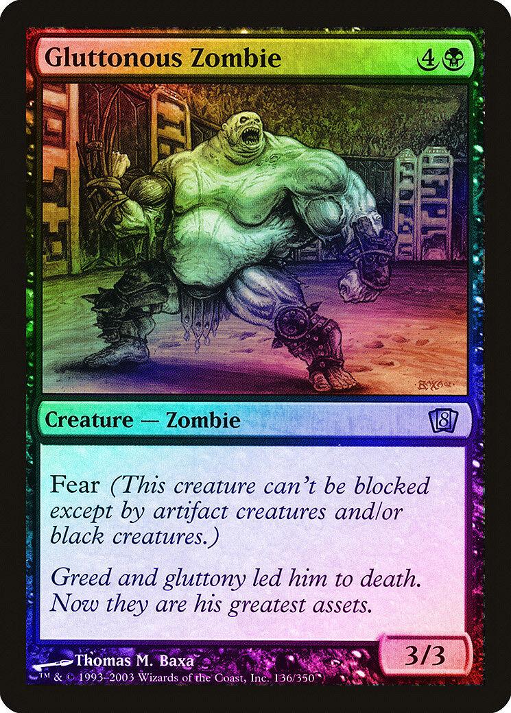 Death Pits of Rath FOIL 9th Edition NM Black Rare MAGIC MTG CARD ABUGames