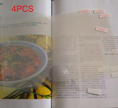 "4PCS LCD Screen Protector Guard For 10.6"" Teclast Tbook11 / X16 Plus / X16HD 3G"