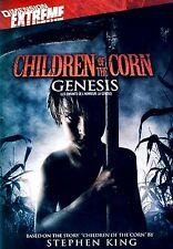 NEW DVD //  STEPHEN KING // Children of the Corn: Genesis // Kelen Coleman, Tim