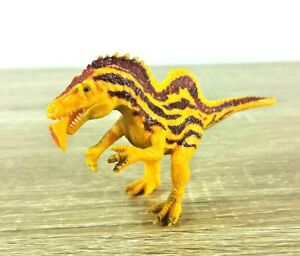 Acrocanthosaurus-Dinosaur-Toy-Figurine-Collectable-13-CM-Length-7-CM-Tall