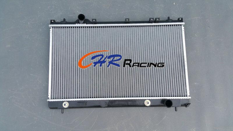 Aluminum Radiator For Chrysler Dodge Plymouth  Neon 2.0L 2000 2001 2002 2003+Fan